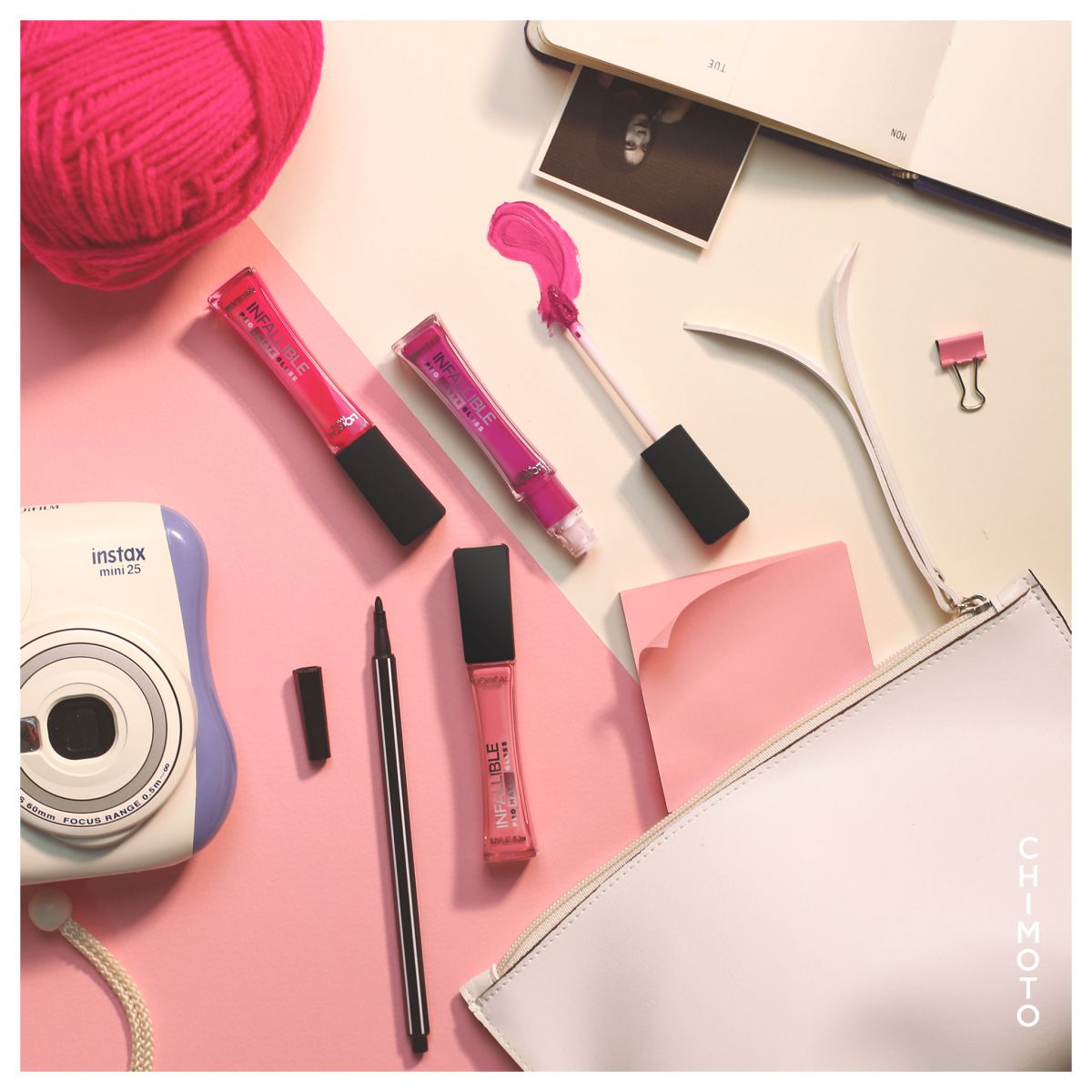 <p>Infallible Lipstick&nbsp;</p>